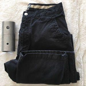Other - Mountain Khaki Men's Black Utility pant Med34Long